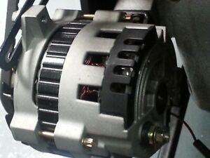 Aston Martin DB5 DB6 DBS Vantage Steelwings Alternator Upgrade