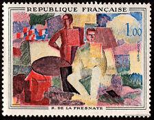 FRANCE - Yvert 1322 - TABLEAU PEINTURE FRESNAYE -Timbre  neuf**