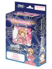 Weiss Schwarz ENGLISH Cardcaptor Sakura Trial Deck TD