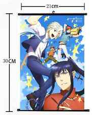 Hot Japan Anime D.Gray man Wall Scroll Poster cosplay 1116