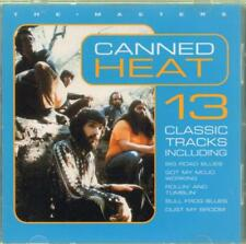 Canned Heat(CD Album)The Masters-
