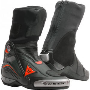 Dainese Axial D1 Leather Motorcycle Race Boots