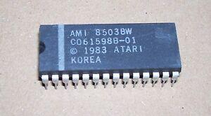 NEW Atari computer 400 800 XL 130 XE Operating System Rom IC Chip C061598B-01