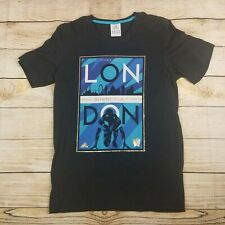 Adidas London Olympic Summer Games 2012 Tee Black Size M Mens T Shirt