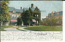 CB-499 OH, Cleveland Tom L. Johnson's Residence Undivided Back Postcard