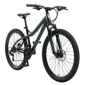 BIKESTAR Hardtail Aluminium Mountainbike Fahrrad Shimano 21 Gang 26 Zoll MTB