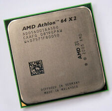 AMD Athlon 64x2 5200 + 5200 2,7 GHz 1 Mo cache am2 femelle 940 pin Dual Core CPU