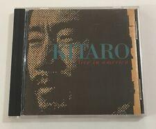 Kitaro - Live In America (Geffen GEFD-24323) (1991) CD