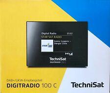? TechniSat DigitRadio 100C UKW/DAB+ Radio-Empfänger Bluetooth schwarz ?
