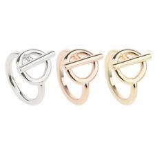 Pin Buckle Wedding Birthday Gift 3Pcs Ladies/Womens Scarf Ring Holder Brooch