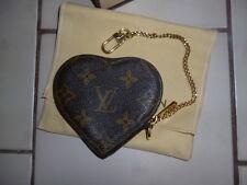 Original Louis Vuitton Geldbörse Purse Herz Monogram Leo Bag