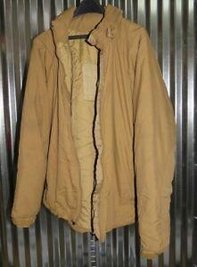 USMC Extreme Cold Weather Parka Coat Coyote Happy Suit Medium Regular Primaloft