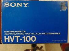 Sony HVT-100 Film Video Adaptor