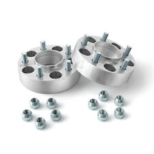 38mm (1.5 inch) | Hubcentric Wheel Spacers | 5x114.3 | for Mazda Hyundai (67.1)