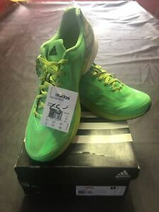 adidas Men's Crazy Fast running shoe, US size 12. New w/box