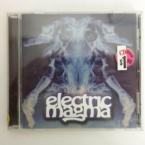 Electric Magma Self Titled CD