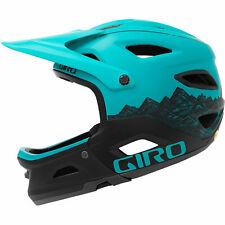 Giro SWITCHBLADE MIPS Fahrrad-Integralhelm EWS blau schwarz Gr. S - NEU -