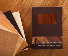 Iroko Worktop Sample - Next Day Delivery Solid Wood Worktops Section