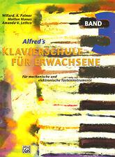 Alfred's Klavierschule für Erwachsene Band 3 Noten