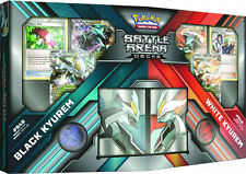 Pokemon TCG: Black Kyurem vs White Kyurem Battle Arena Deck