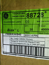 1 x Compact Fluorescent L Type 80 Watt 2G11 4 Pin- Cool White 840 GE