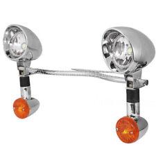 LED Passing Driving Turn Signal Light Bar For Yamaha Road Star XV1700A XV1600A