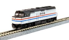 Kato N 176-6105 EMD F40PH (As Built) Amtrak Phase III Road #330 DCC Ready New!