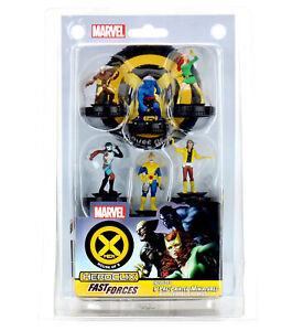 Marvel HeroClix X-Men House of X Fast Forces 6 Figure Pack