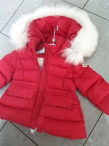 Moncler Baby Girls Coat