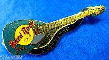 PROTOTYPE CLEVELAND METAL BLUE MARK III TEARDROP VOX GUITAR Hard Rock Cafe PIN