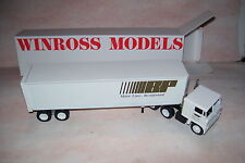 BP Motor Lines Inc. Forest City NC Winross Diecast Delivery Trailer Truck