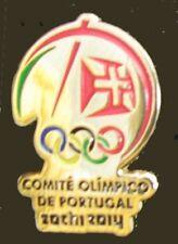 SOCHI 2014 Olympic PORTUGAL team delegation pin rare