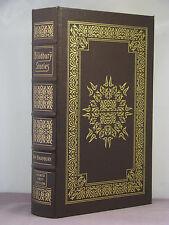 1st, signed, Bradbury Stories: 100 Celebrated Tales, Ray Bradbury, Easton Press