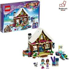 New LEGO Friends Snow Resort Chalet 41323 7 to 12 years old F/S from Japan