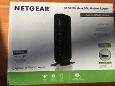 NETGEAR Wireless DSL Modem Router