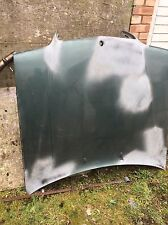MERCEDES E CLASS W124 COUPE GENUINE FRONT BONNET IN GREEN