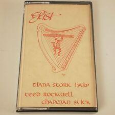 Geist San Francisco California Harp Chapman Stick Diana Stork Teed Rockwell 1985