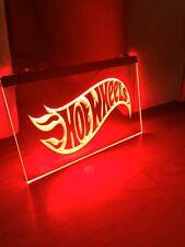 Hot Wheels Led Neon Light Sign 8x12