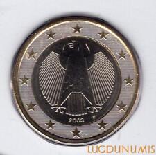 Allemagne 2003 1 Euro F Stuttgart BU FDC provenant coffret 180000 exemplaires -
