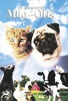 The Adventures of Milo and Otis DVD Full Frame NEW