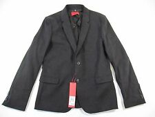 HUGO BOSS ARWIDO BLACK 40 REGULAR SOFT BLAZER SPORT COAT JACKET MENS NWT NEW