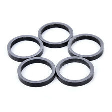 5Pcs 5mm Carbon Fiber Cycling Mountain Road Bike Headset Bicycle Spacer new BH