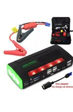 12V 68800mAh Car Portable Jump Starter Booster Pack Battery Charger Power Bank