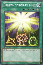 x3 Chronomaly Pyramid Eye Tablet - REDU-EN055 - Common - 1st Edition Yu-Gi-Oh! M