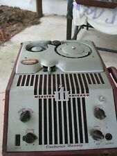 BUDER Webster Chicago model 80-1 wire recorder, player in nice case