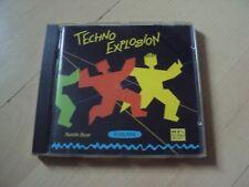 CD  TECHNO EXPLOSION    Forlane
