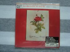 LAURA NYRO The First Songs CD mini lp JAPAN OBI