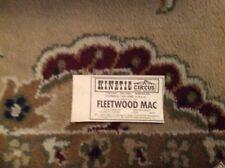 u1-5 ephemera 1971 original advert birmingham fleetwood mac kinetic circus
