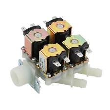 """DC 12V DN20 G3/4"""" Elektromagnetisch Ventil N/C Wasser Abflussventil Magnetventil"""