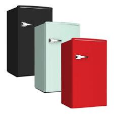 Avanti 3.1 Cu. Ft. Compact Retro Style Refrigerator - Black | Red | Green